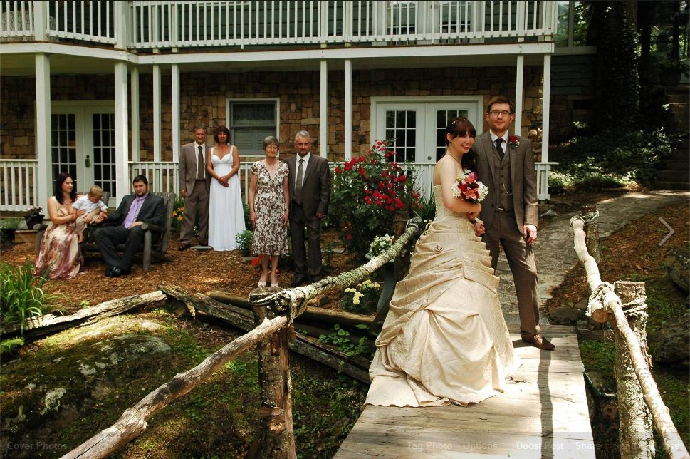 Smoky Mountain Weddings Woodland Weddings Outdoor Weddings North